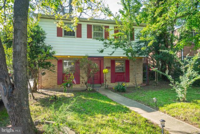 604 Garfield Street N, ARLINGTON, VA 22201 (#1008240256) :: The Piano Home Group