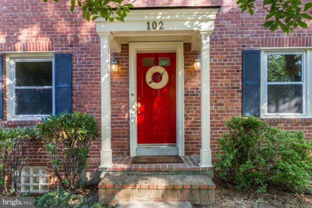 102 Wayne Avenue E, SILVER SPRING, MD 20901 (#1008344030) :: Remax Preferred | Scott Kompa Group
