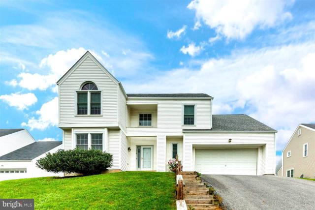 114 Redhaven Court, THURMONT, MD 21788 (#1008347460) :: Colgan Real Estate