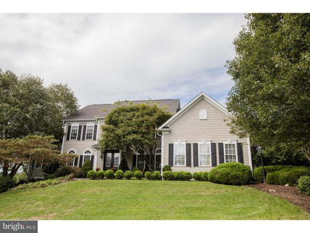 724 Shagbark Drive, WEST CHESTER, PA 19382 (#1008349774) :: Colgan Real Estate