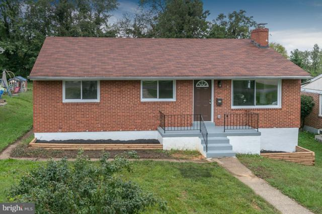 11 St Timothys Lane, BALTIMORE, MD 21228 (#1008353220) :: Colgan Real Estate