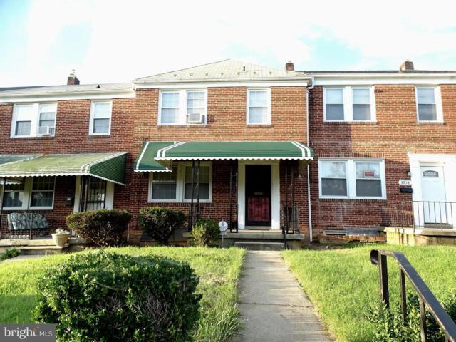 3960 Penhurst Avenue, BALTIMORE, MD 21215 (#1008356566) :: Browning Homes Group