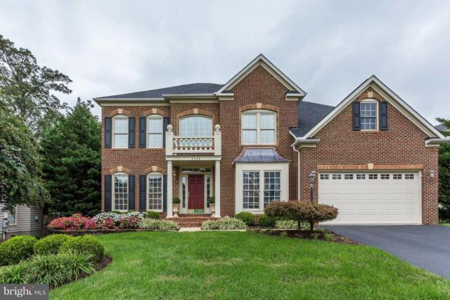 5969 Amber Ridge Road, HAYMARKET, VA 20169 (#1009197886) :: The Withrow Group at Long & Foster
