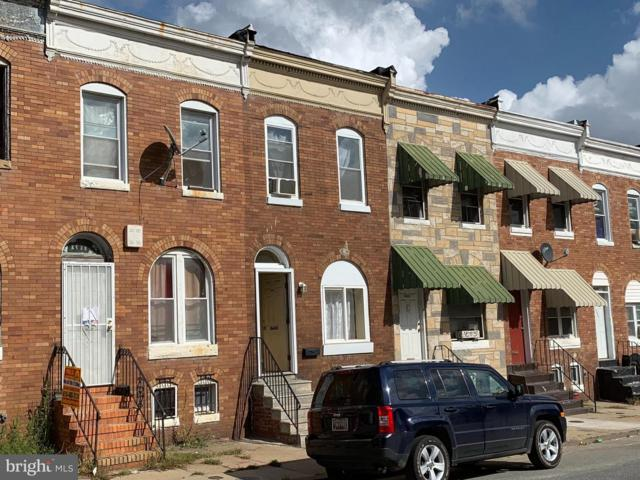 2483 Druid Hill Avenue, BALTIMORE, MD 21217 (#1009214304) :: Great Falls Great Homes