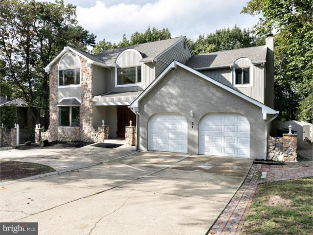 21 Acorn Hill Drive, VOORHEES TWP, NJ 08043 (#1009354676) :: Daunno Realty Services, LLC