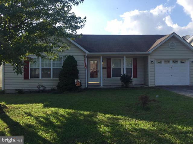 207 Achilla Terrace, MARTINSBURG, WV 25404 (#1009606404) :: Colgan Real Estate