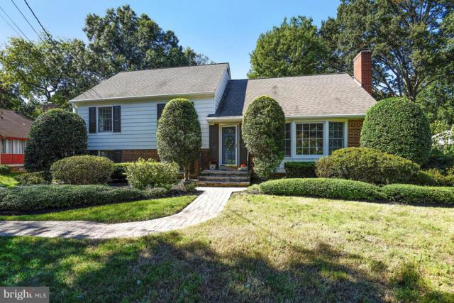 8610 Cushman Place, ALEXANDRIA, VA 22308 (#1009632296) :: Remax Preferred | Scott Kompa Group