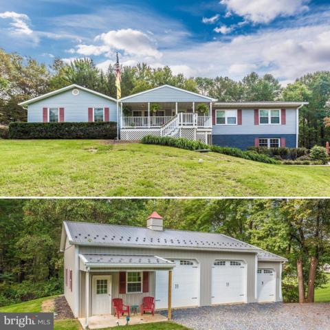 4121 Larson Lane, MOUNT AIRY, MD 21771 (#1009647230) :: The Maryland Group of Long & Foster