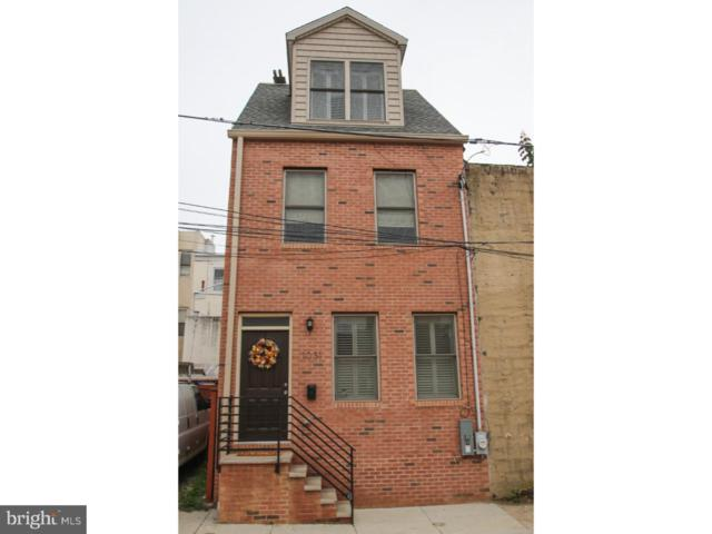 1031 S Reese Street, PHILADELPHIA, PA 19147 (#1009907356) :: Remax Preferred | Scott Kompa Group