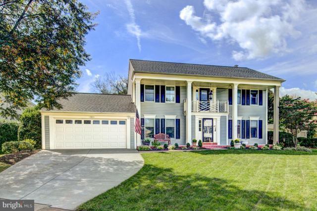 12800 Cross Creek Lane, OAK HILL, VA 20171 (#1009907564) :: Colgan Real Estate