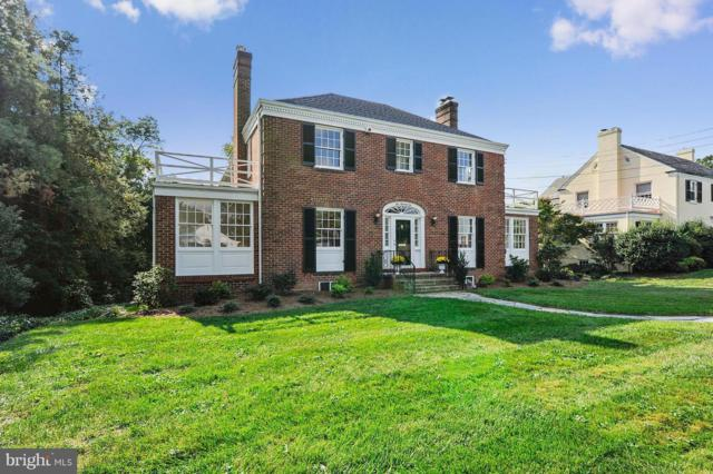 510 Braddock Road W, ALEXANDRIA, VA 22302 (#1009907632) :: The Bob & Ronna Group