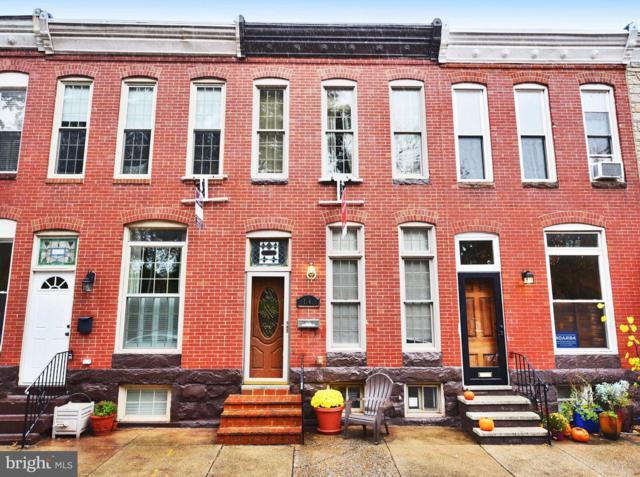 1741 Covington Street, BALTIMORE, MD 21230 (#1009907948) :: Gail Nyman Group