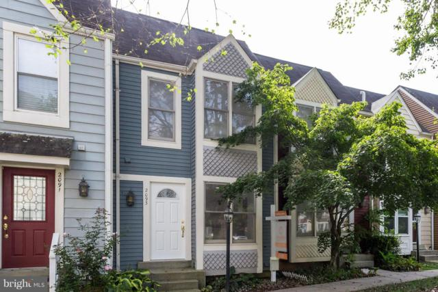 2093 Whisperwood Glen Lane, RESTON, VA 20191 (#1009909620) :: Circadian Realty Group