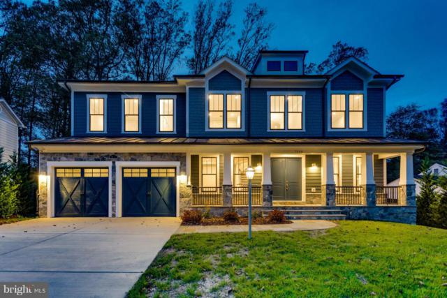 7540 Burnside Court, FALLS CHURCH, VA 22043 (#1009909956) :: Blue Key Real Estate Sales Team