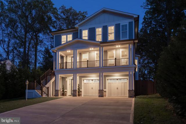 3103 Manor Road, FALLS CHURCH, VA 22042 (#1009910134) :: The Belt Team
