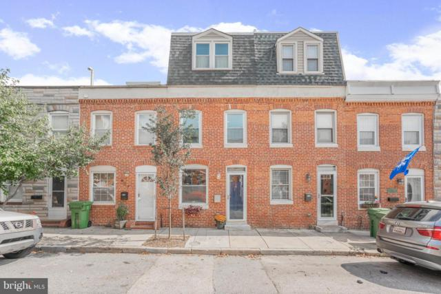 609 S Rose Street, BALTIMORE, MD 21224 (#1009910224) :: The Putnam Group