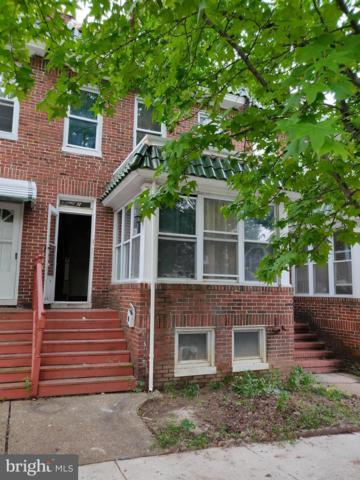 802 Venable Avenue, BALTIMORE, MD 21218 (#1009911384) :: Great Falls Great Homes