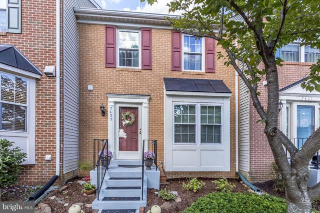 7455 Digby Green, ALEXANDRIA, VA 22315 (#1009911682) :: The Putnam Group