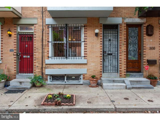 306 Pemberton Street, PHILADELPHIA, PA 19147 (#1009912176) :: Remax Preferred | Scott Kompa Group
