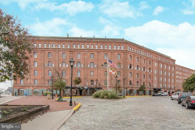1000 Fell Street #636, BALTIMORE, MD 21231 (#1009912730) :: Great Falls Great Homes