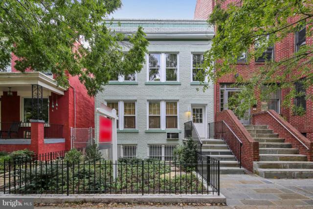 1816 T Street NW #4, WASHINGTON, DC 20009 (#1009913132) :: The Putnam Group