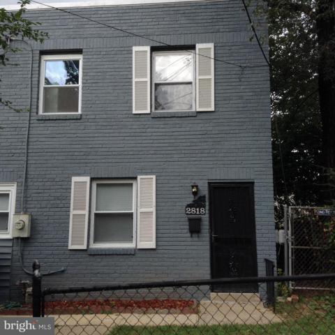 2816-2818 R Street SE, WASHINGTON, DC 20020 (#1009913232) :: Dart Homes