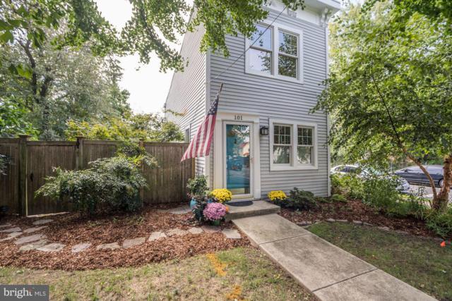 101 Del Ray Avenue E, ALEXANDRIA, VA 22301 (#1009913262) :: Colgan Real Estate