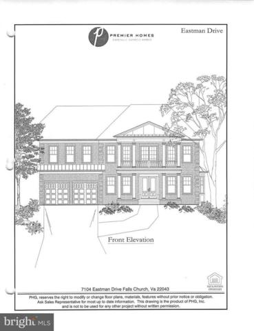 7104 Eastman Drive, FALLS CHURCH, VA 22043 (#1009913272) :: ExecuHome Realty