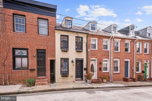 515 Chapel Street S, BALTIMORE, MD 21231 (#1009913308) :: Great Falls Great Homes