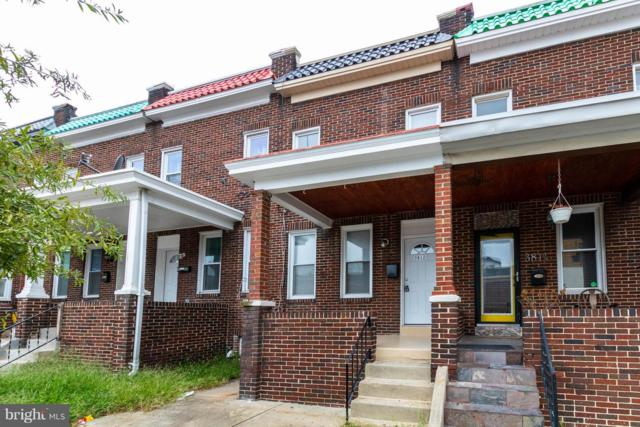 3812 Bank Street, BALTIMORE, MD 21224 (#1009913898) :: Browning Homes Group