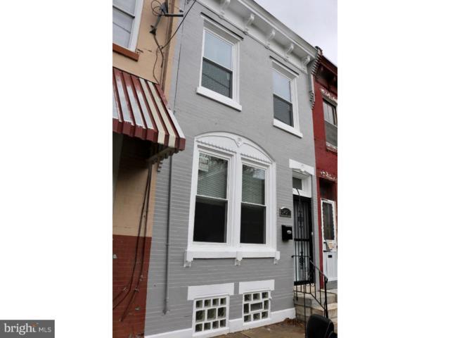 2421 N Carlisle Street, PHILADELPHIA, PA 19132 (#1009914056) :: The John Wuertz Team