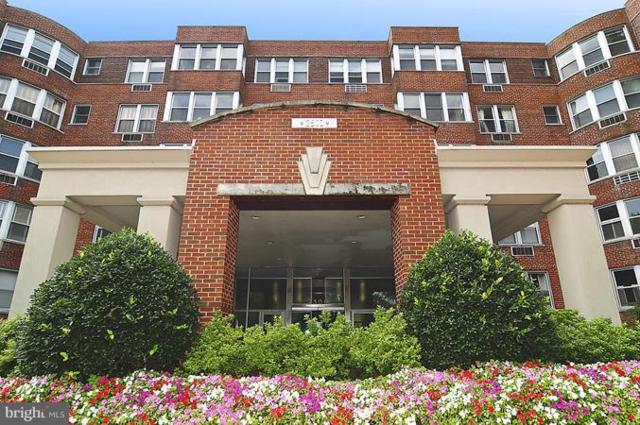 2500 Q Street NW #214, WASHINGTON, DC 20007 (#1009914124) :: Colgan Real Estate