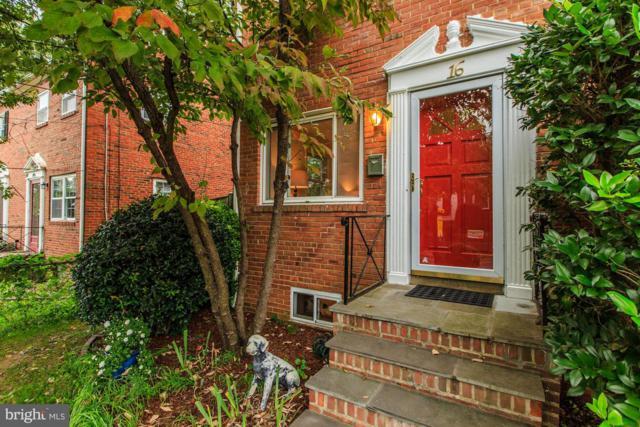 16 Myrtle Street E, ALEXANDRIA, VA 22301 (#1009914170) :: Colgan Real Estate