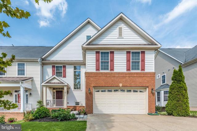 1611 Rising Ridge Road, MT AIRY, MD 21771 (#1009914452) :: The Maryland Group of Long & Foster