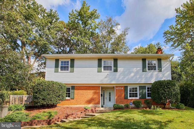 4704 Tipton Lane, ALEXANDRIA, VA 22310 (#1009917958) :: Arlington Realty, Inc.