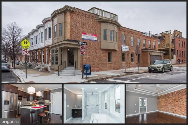 743 S Linwood Avenue, BALTIMORE, MD 21224 (#1009918104) :: The Putnam Group
