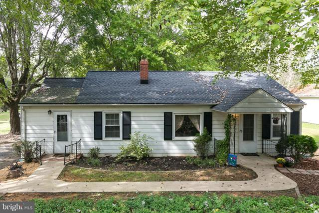 9194 Prospect Avenue, CATLETT, VA 20119 (#1009918298) :: The Riffle Group of Keller Williams Select Realtors