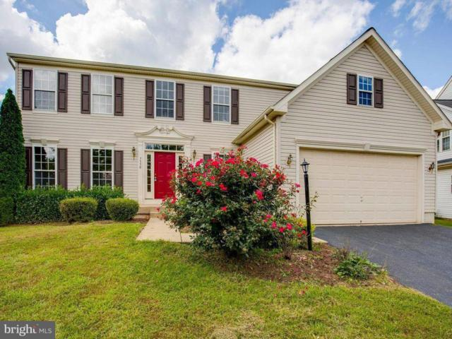 7330 Early Marker Court, GAINESVILLE, VA 20155 (#1009918366) :: The Hagarty Real Estate Team