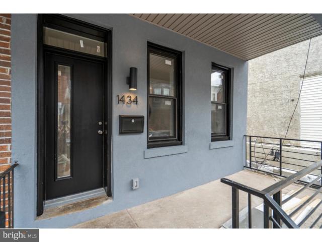 1434 N Corlies Street, PHILADELPHIA, PA 19121 (#1009921276) :: Remax Preferred | Scott Kompa Group