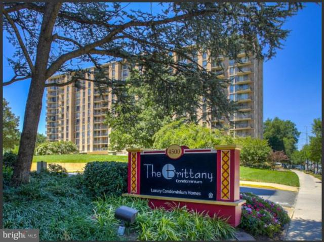 4500 Four Mile Run Drive S #1210, ARLINGTON, VA 22204 (#1009924776) :: Colgan Real Estate