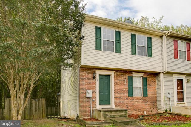 201 Stafford Mews Lane, STAFFORD, VA 22556 (#1009924826) :: RE/MAX Executives