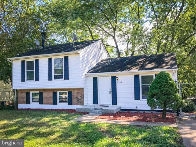 8593 Fairfax Street, MANASSAS, VA 20110 (#1009925390) :: The Piano Home Group