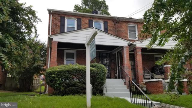 1911 S Street SE, WASHINGTON, DC 20020 (#1009925776) :: Dart Homes