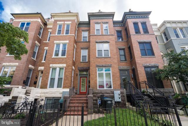 1442 Fairmont Street NW B, WASHINGTON, DC 20009 (#1009926308) :: Crossman & Co. Real Estate