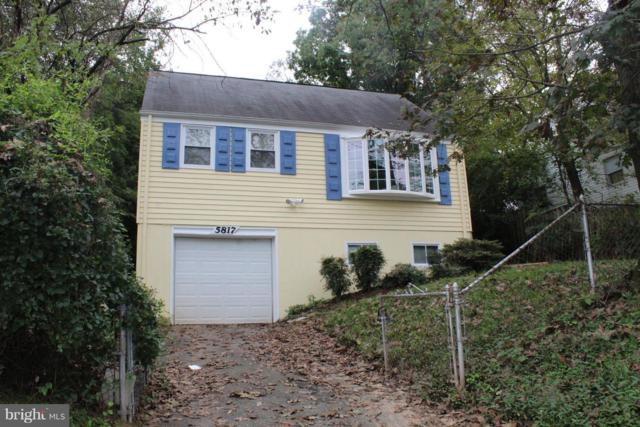 5817 67TH Avenue, RIVERDALE, MD 20737 (#1009926830) :: The Riffle Group of Keller Williams Select Realtors
