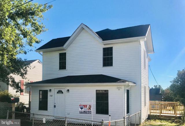 529 First Street, CULPEPER, VA 22701 (#1009927040) :: The Licata Group/Keller Williams Realty