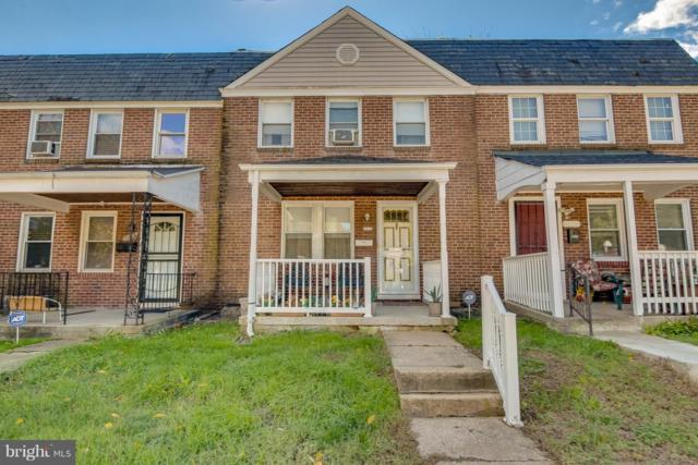 5015 Frederick Avenue, BALTIMORE, MD 21229 (#1009927134) :: The Maryland Group of Long & Foster