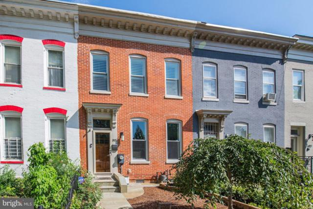 915 9TH Street NE, WASHINGTON, DC 20002 (#1009932346) :: AJ Team Realty