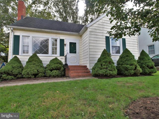443 Cleveland Road, LINTHICUM HEIGHTS, MD 21090 (#1009939646) :: Remax Preferred | Scott Kompa Group