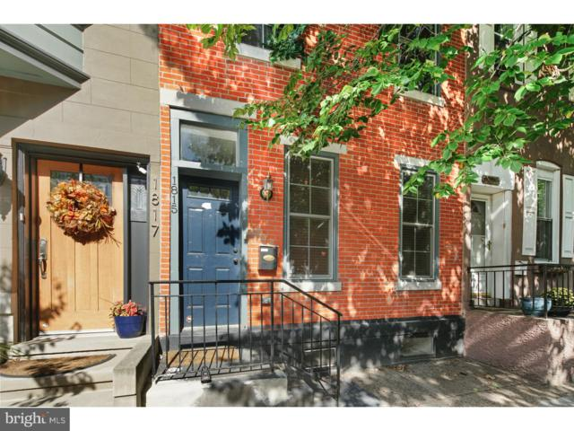 1815 Christian Street, PHILADELPHIA, PA 19146 (#1009940340) :: The John Wuertz Team